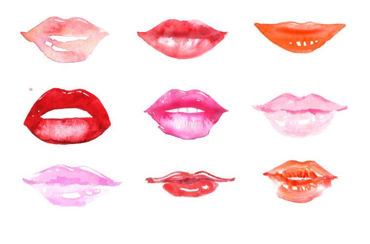 die verschiedenen lippenformen schminken so geht s eyva blog. Black Bedroom Furniture Sets. Home Design Ideas