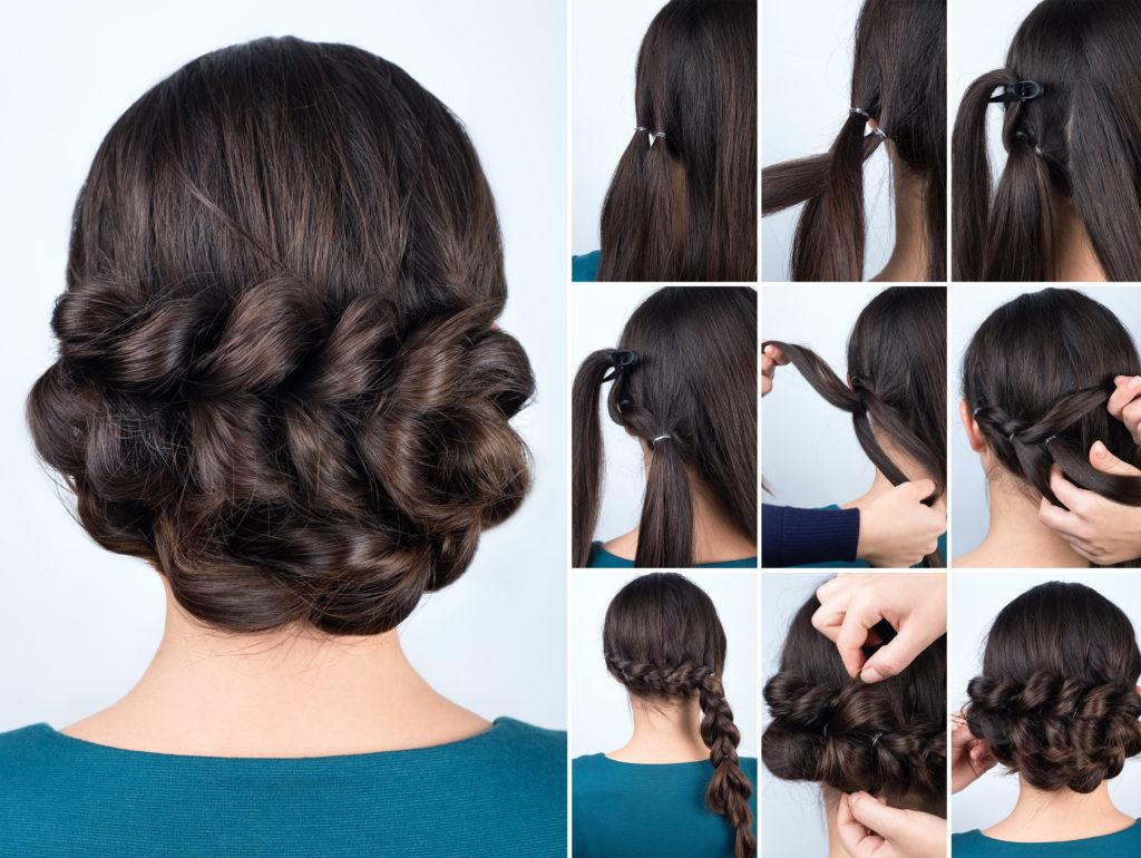 So gelingt die perfekte Flechtfrisur. © shutterstock.com