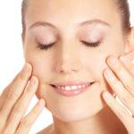 Anti-Falten-Massage fürs Gesicht
