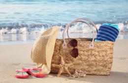 Must-haves für die Strandtasche. © shutterstock.com