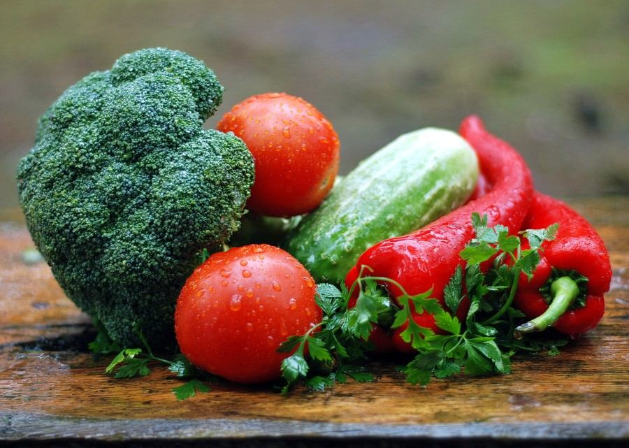 bild von Gemüse - PH-Wert der Haut EYVA Blog